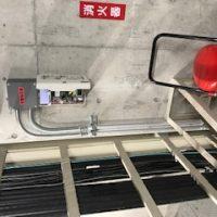 火災報知器新設に伴う配管配線工事のサムネイル